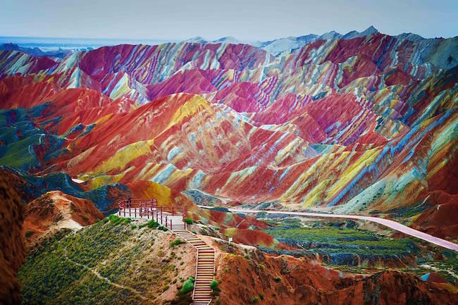 It should come as no surprise that it was voted as one of the most beautiful landforms in China.